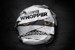 Burger King Halloween- design by Boyko Taskov