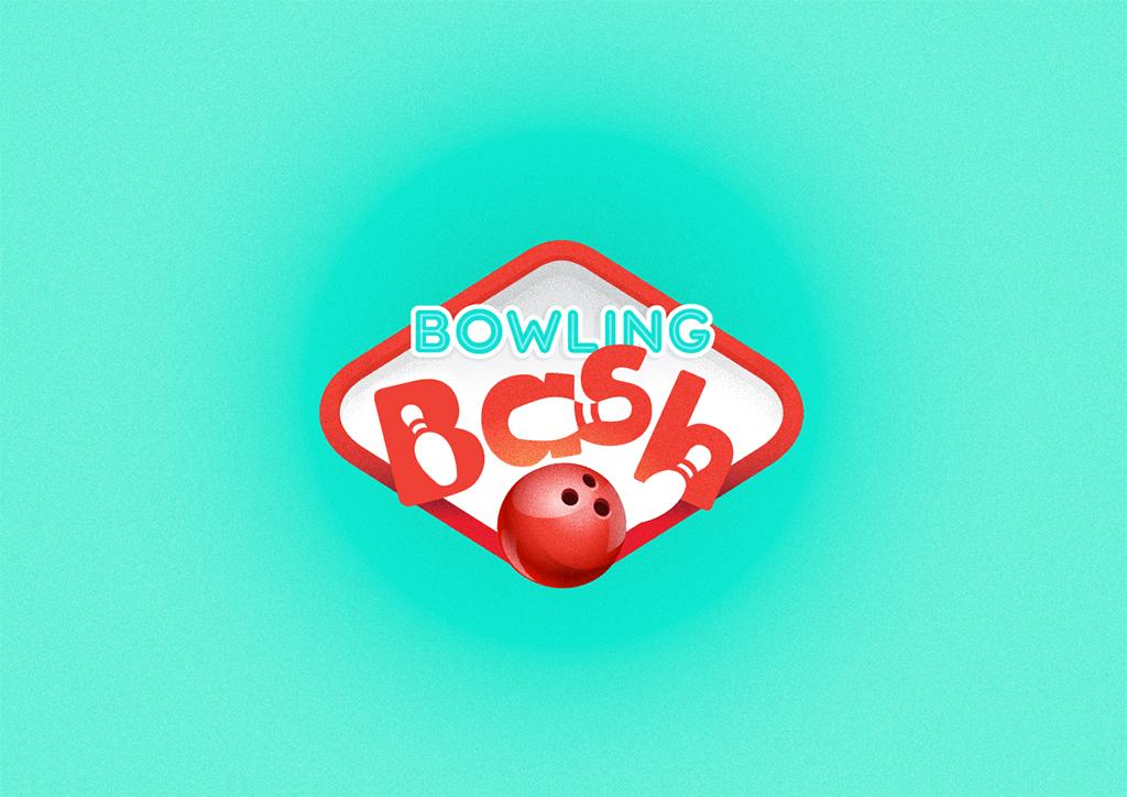 bowling bash logo