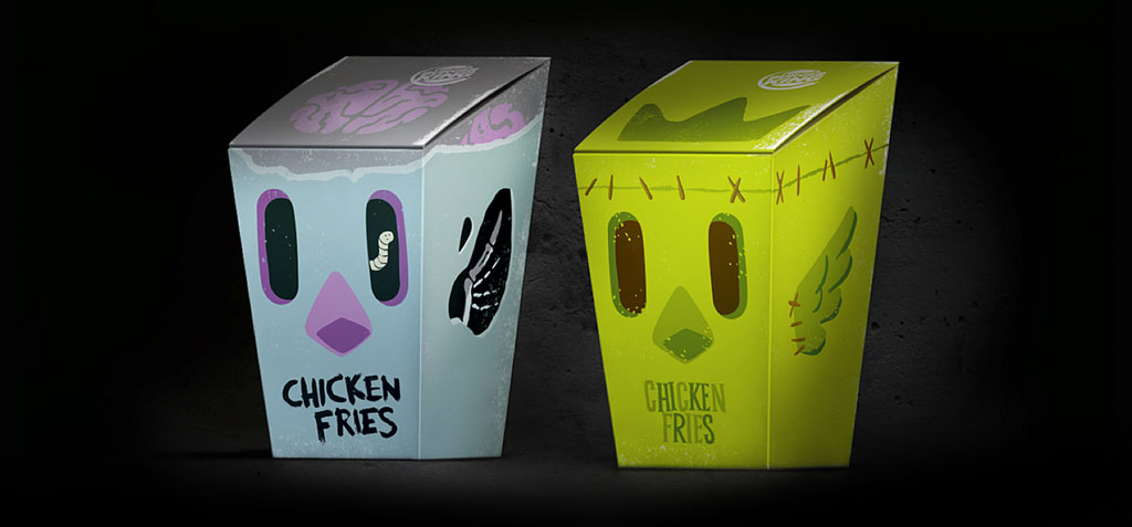 burger king halloween chicken fries 1