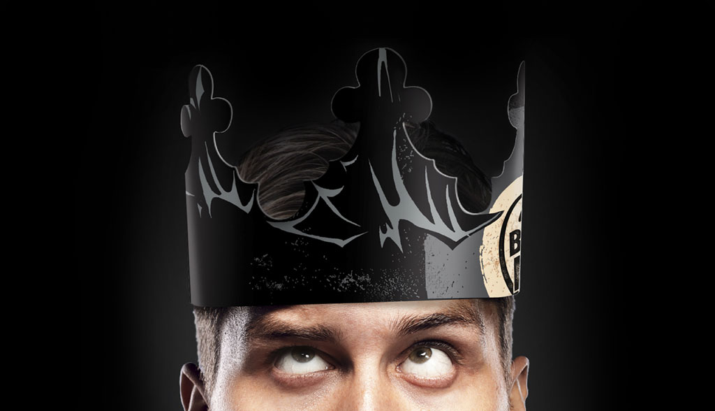 burger king halloween crown