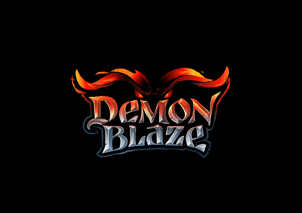 demon blaze logo 1