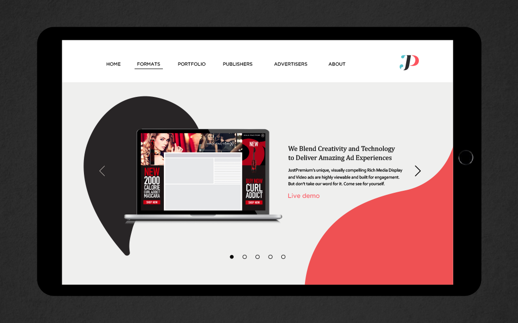 justpremium_web design