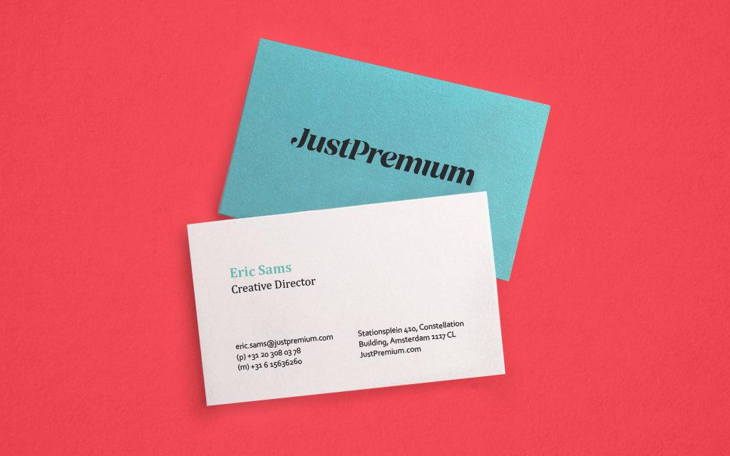 justpremium_business card