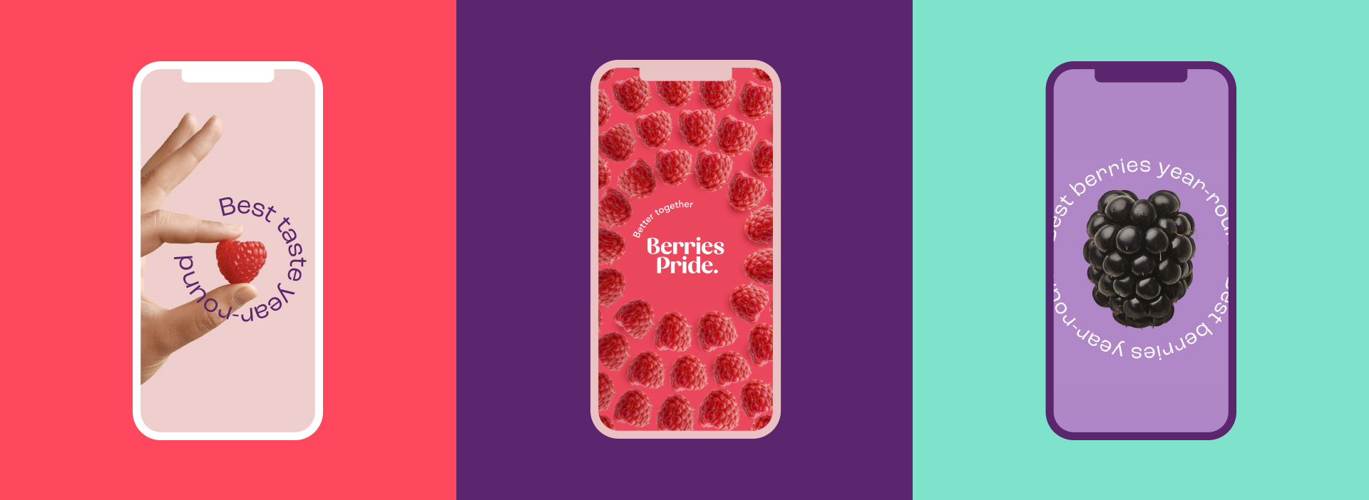 Berries Pride