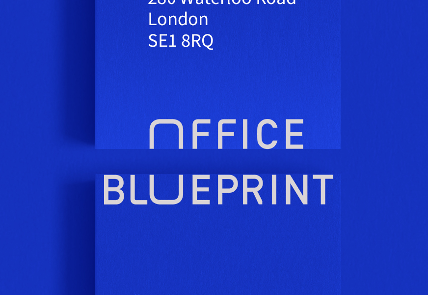 OFFICE BLUEPRINT